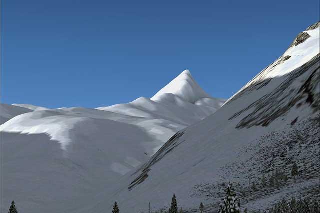 El Matterhorn en FSX