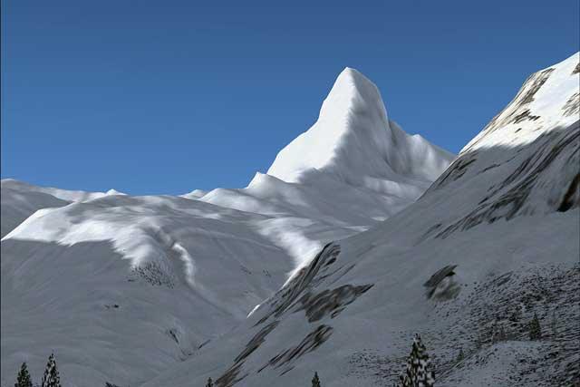 El Matterhorn en Global 2008