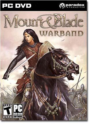 Mount & Blade: Warband box