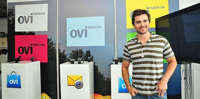 Juanes en el #Nokiatalk