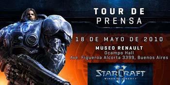 Starcraft II en Argentina