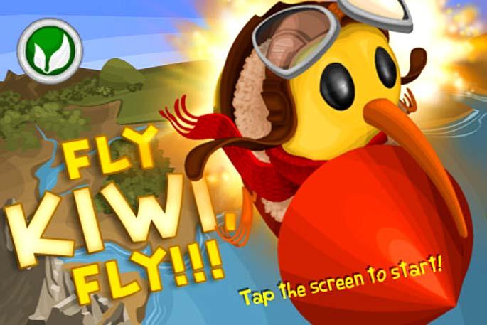 Flyt Kiwi, Fly!