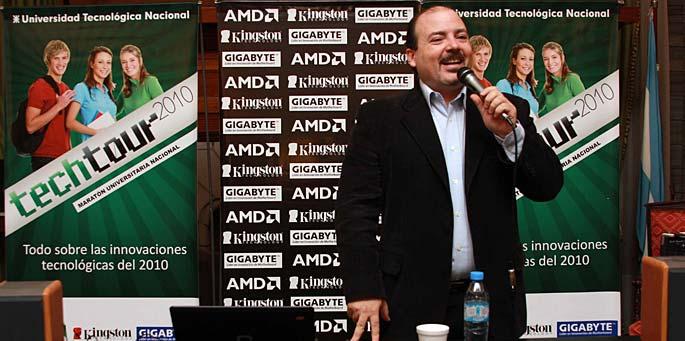 AMD TechTour 2010