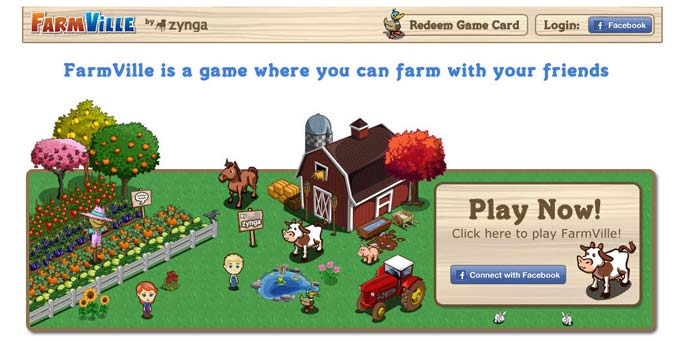 Google cosecha toda Farmville