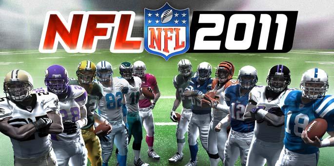 Gameloft's NFL 2011