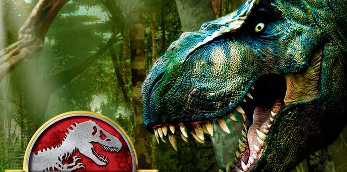Gameloft Jurassic Park