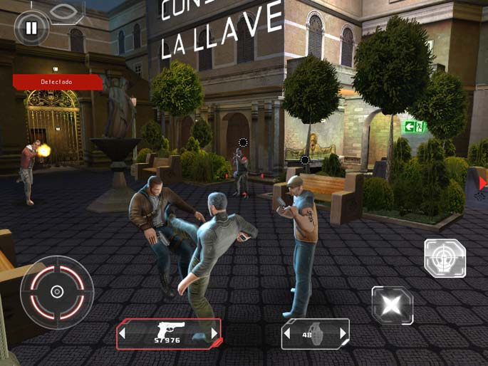 Splinter Cell: Conviction para iPad