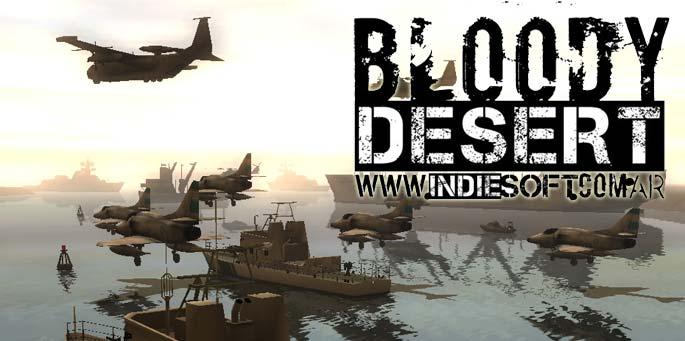 Bloody Desert, Indiesoft