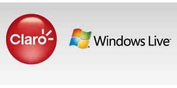 Claro y Windows Live