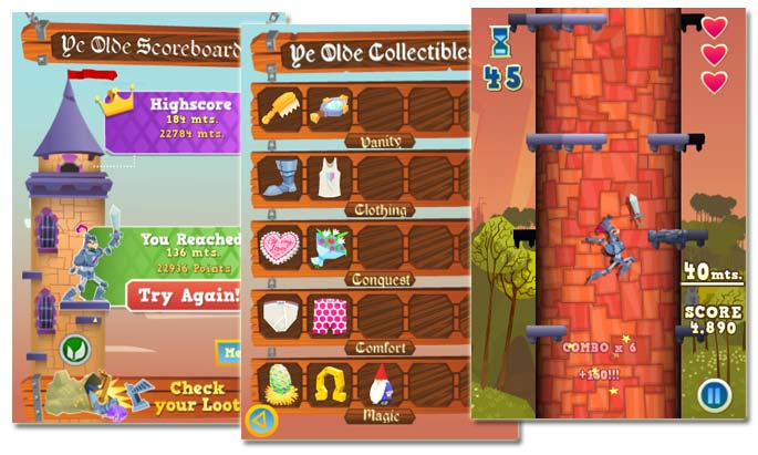 Sir Lovalot (iPhone, iPod touch)