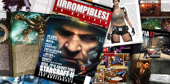[IRROMPIBLES] Revista 01