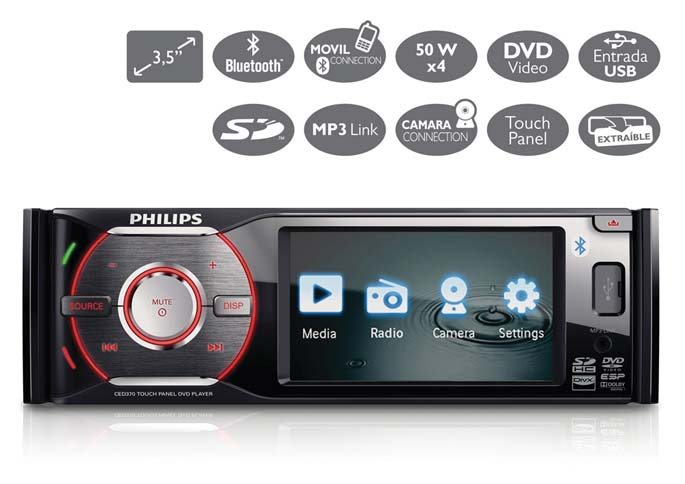 Philips CED370