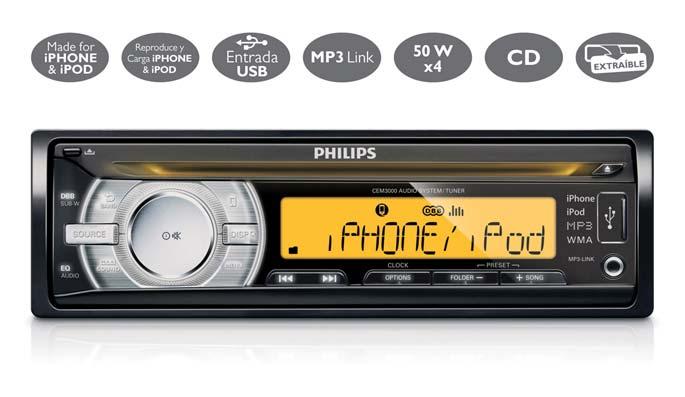 Philips CEM3000