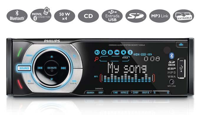 Philips CEM5000