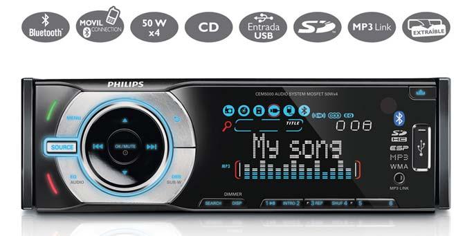 Philips Car Entertainment CEM5000