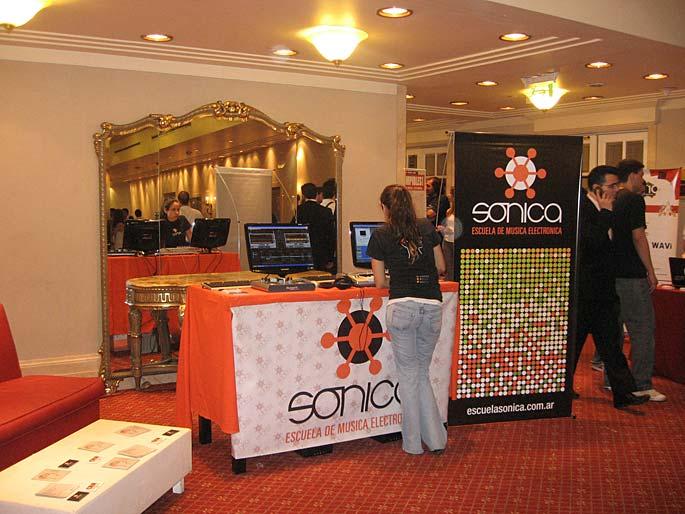 EVA 2010 en fotos: Sonica