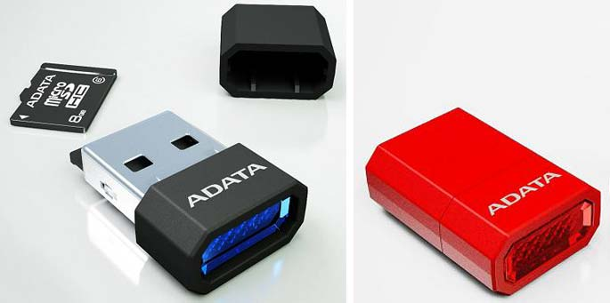 A-DATA Micro Reader
