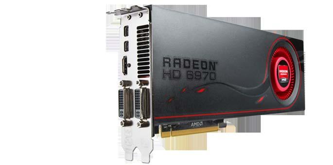 AMD Radeon HD Series 6900