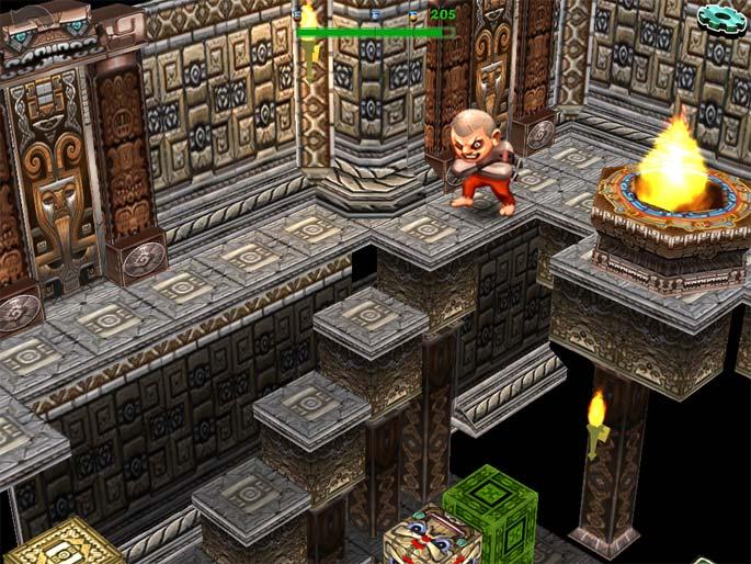 Psychoban HD by Dedalord Games