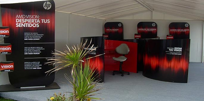 HP y AMD en Mar del Plata