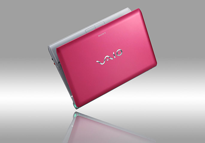 Sony VAIO Serie Y Pink