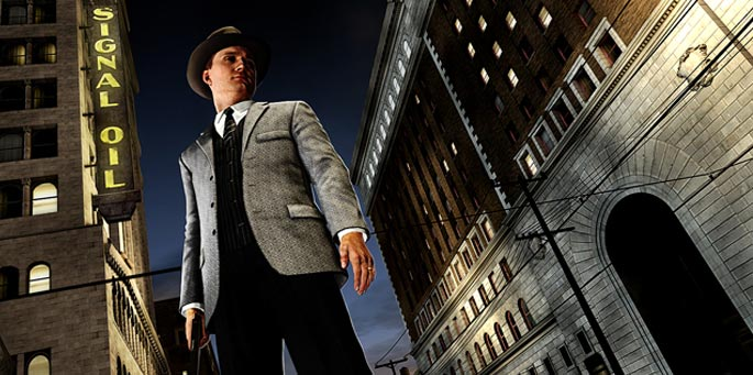 L.A. Noire trailer 2 para Latinoamérica
