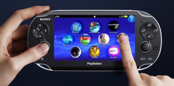 NGP: Sony PSP2