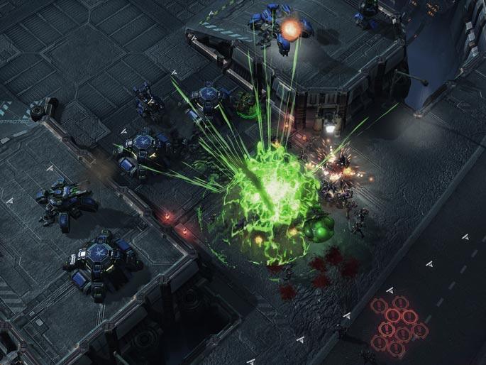 StarCraft II: Left 2 Die