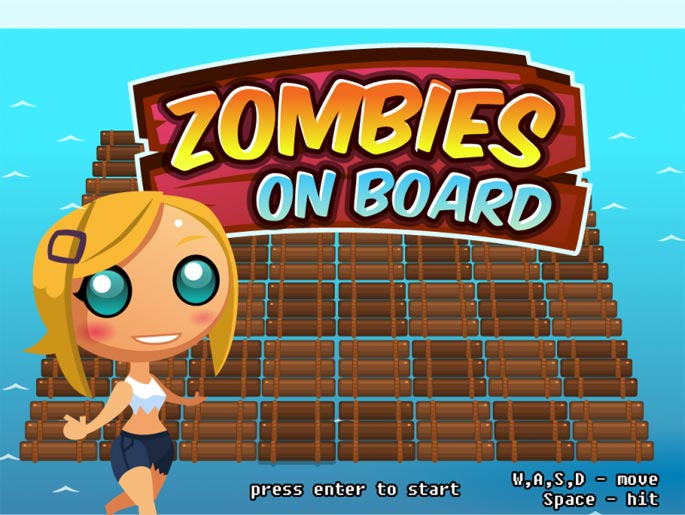 Global Game Jam: Zombies On Board