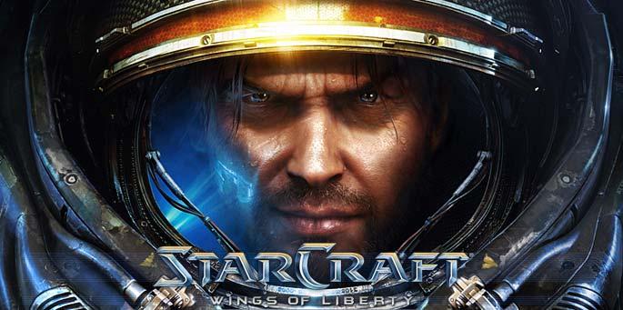 StarCraft II demo
