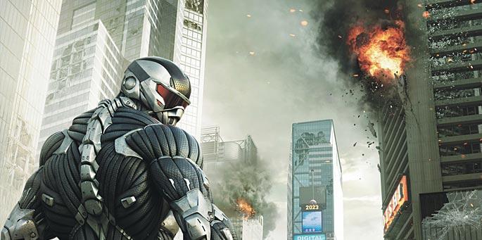 Crysis 2 a la venta