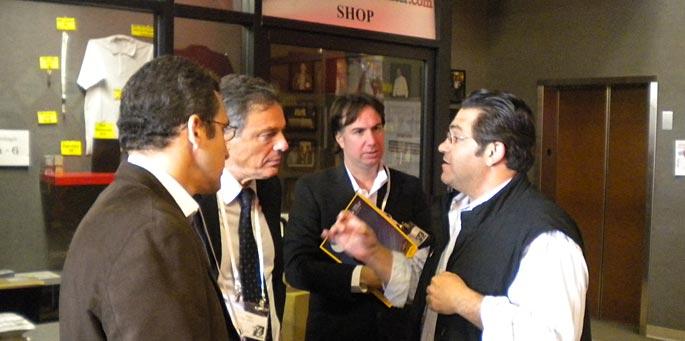 Primera misión comercial porteña a Silicon Valley 2011