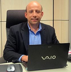 Jorge González de Sony Argentina