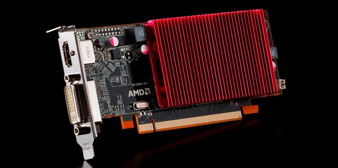 AMD Radeon 6450