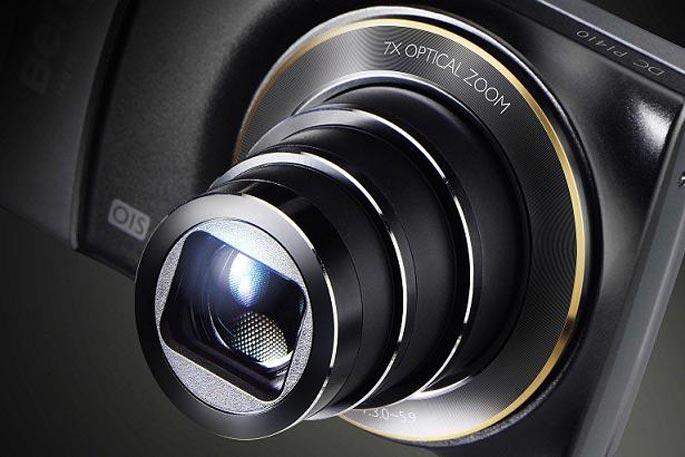 BenQ Camara con Zoom 7X