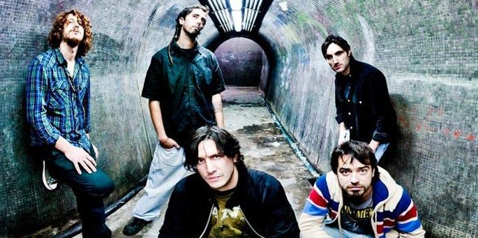 Cyclic, rock alternativo moderno desde Don Torcuato