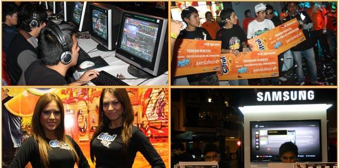 AxesoFest 2011 en Lima, Perú