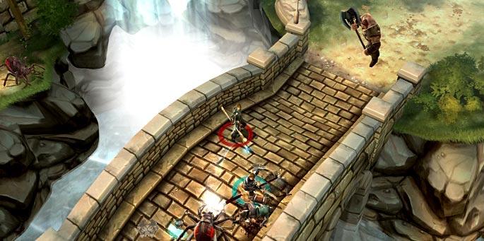 Dungeon Hunter: Alliance en PSN