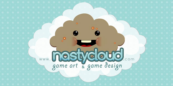 Nasty Cloud: Game Design & Game Art