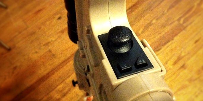 CTA Assault Rifle Controller