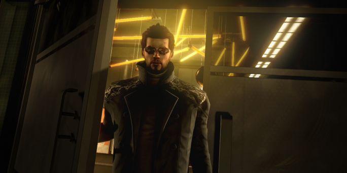 ¡Deus Ex Human Revolution es gold!