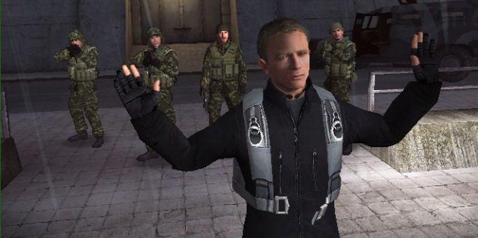 GoldenEye para Xbox 360 y PlayStation 3