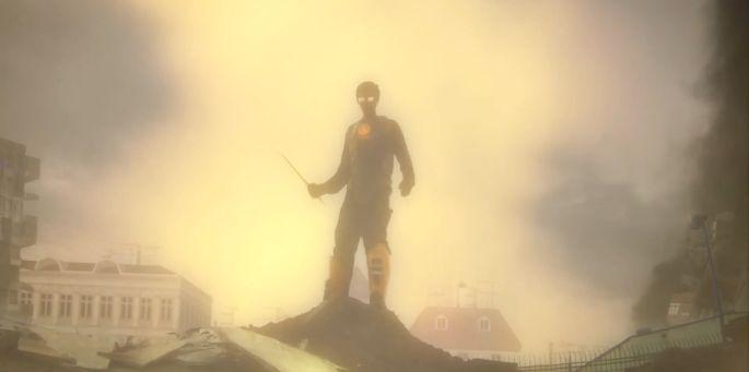 Singularity Collapse: Fanfilm de Half-Life