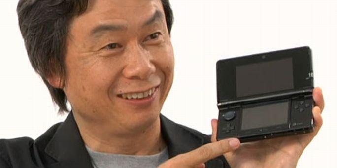 Nintendo hace puchero y baja el precio de la 3DS
