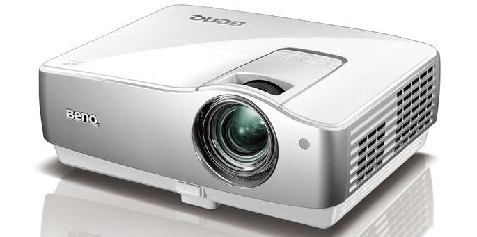 BenQ proyector W1100