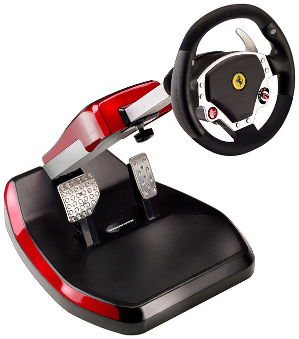 Ferrari Wireless GT Cockpit, 430 Scuderia Edition