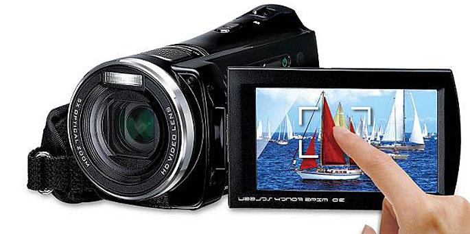 Genius G-Shot HD585T Full HD