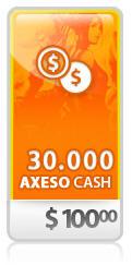 AxesoCash x100