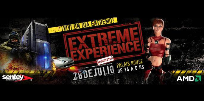 Sentey Extreme Experience 2011