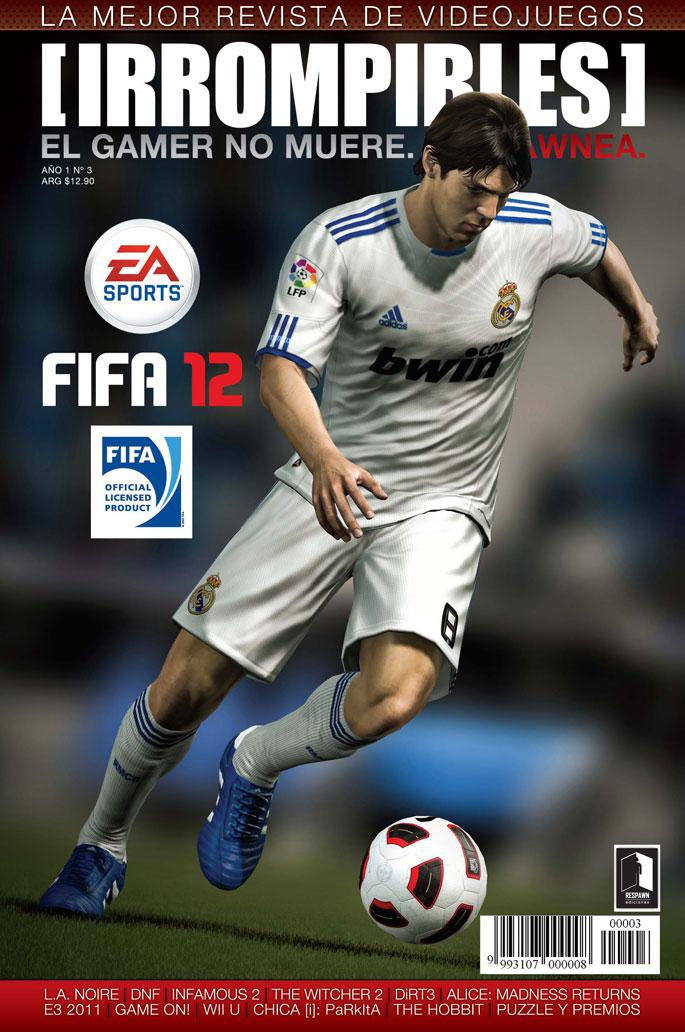 [IRROMPIBLES] revista 03: FIFA 12